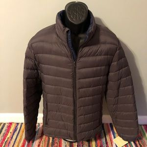 Michael Kors Packable Down Puffer Jacket Ski Large